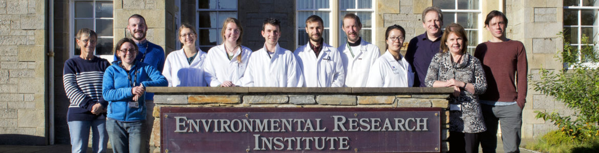 The Environmental Research Institute
