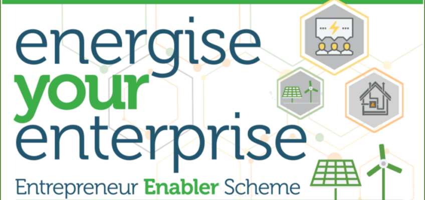 Project GREBE is launching the Entrepreneur Enabler Scheme in Scotland.