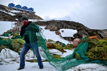 Collaborative research in marine plastic featured in The Scotsman